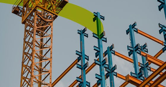 Application of steel constructions in construction and civil engineering